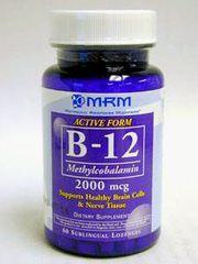 B-12 Methylcobalamin